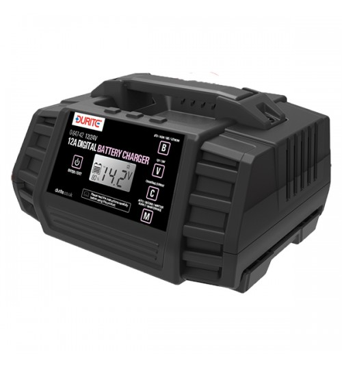 12/24v 12A Battery Charger   064742