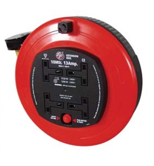 10m Mains Extension Reel   072360