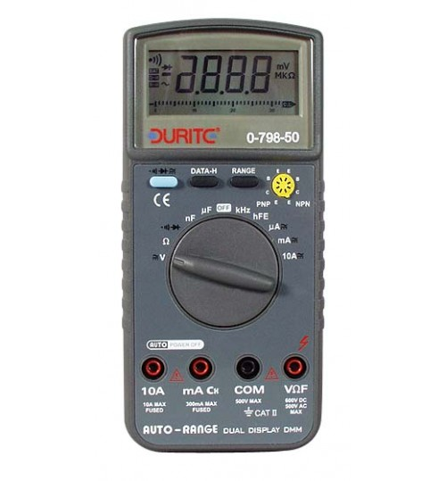 Auto-Ranging Multimeter 079850