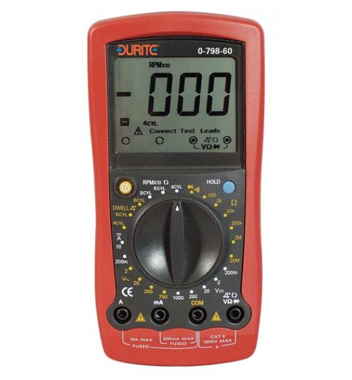 Automotive Digital Multimeter 079860