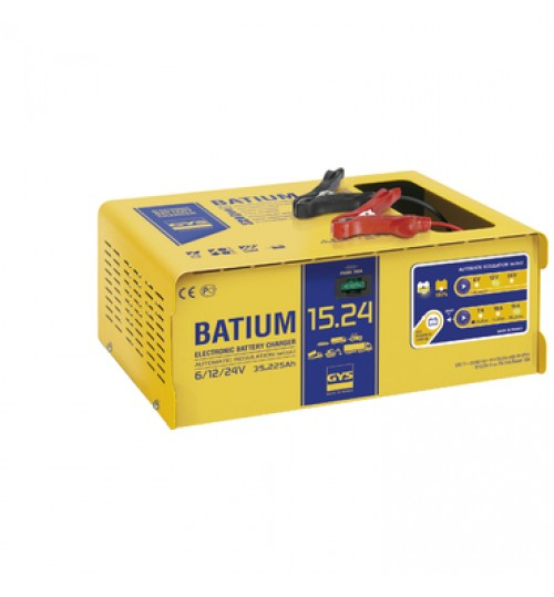 Batium 15 24 Workshop Battery Charger 024588