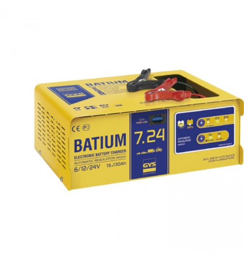 Batium 7 24 Workshop Battery Charger 024625