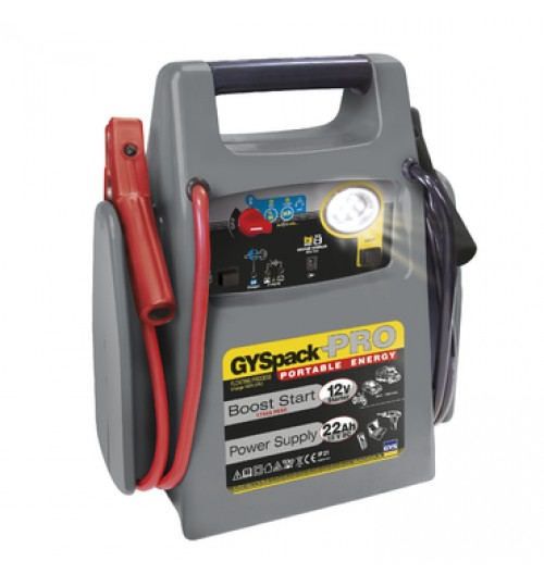 GYSPro 1750A PORTABLE BATTERY BOOSTER PACK 025523