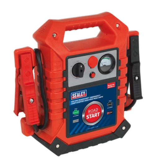 Roadstart Emergency Jump Starter RS125