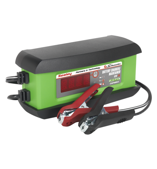 Intelligent Lithium Battery Charger 3A 12V SP13S
