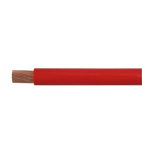 Red 110 Amp Flexible Starter Cable 097805